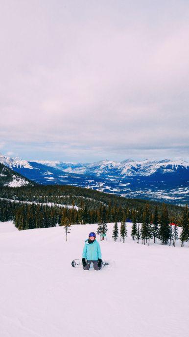 Where To Go Skiing In Jasper, Canada? Marmot Basin! (17)