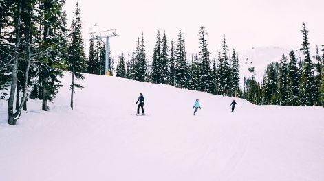 Where To Go Skiing In Jasper, Canada? Marmot Basin! (15)