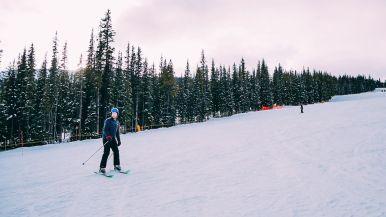 Where To Go Skiing In Jasper, Canada? Marmot Basin! (6)