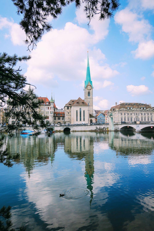 Photographs And Postcards… From Zurich, Switzerland (3)
