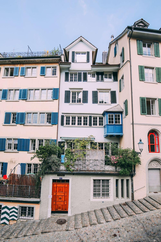 Photographs And Postcards… From Zurich, Switzerland (1)