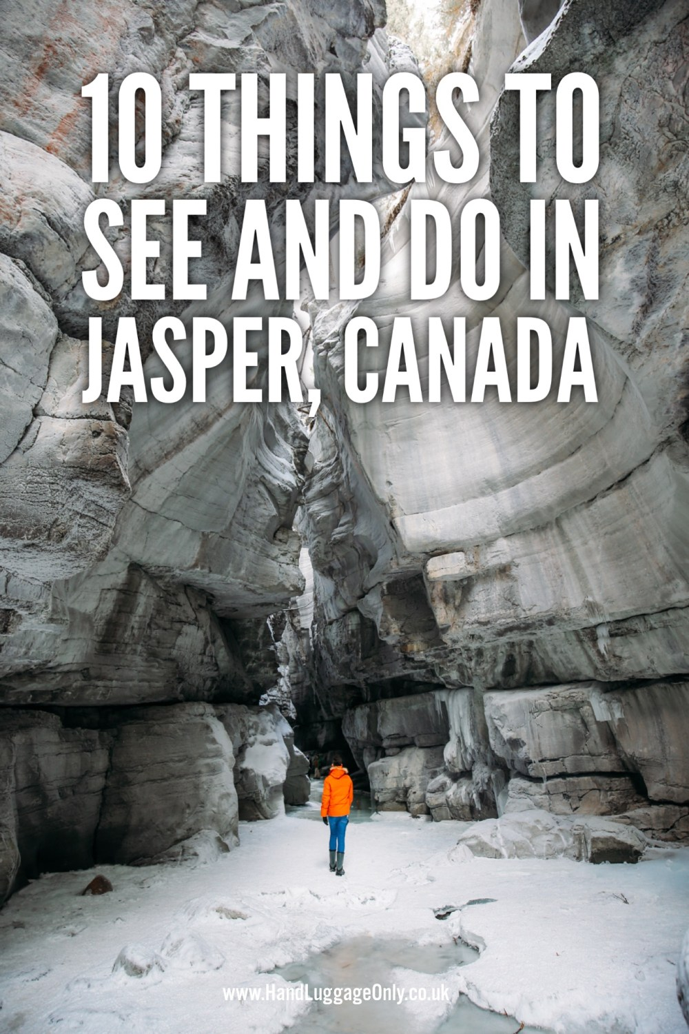 10 Things To See And Do In Jasper... in Alberta, Canada The Rockies