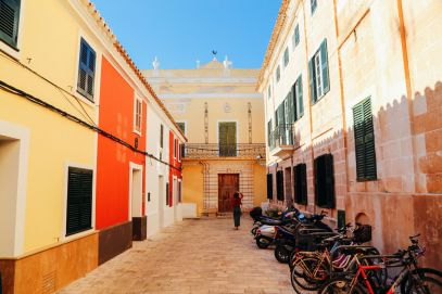 The Beautiful Spanish Town Of Ciutadella And The Secret Coves Of Menorca, Spain... (62)