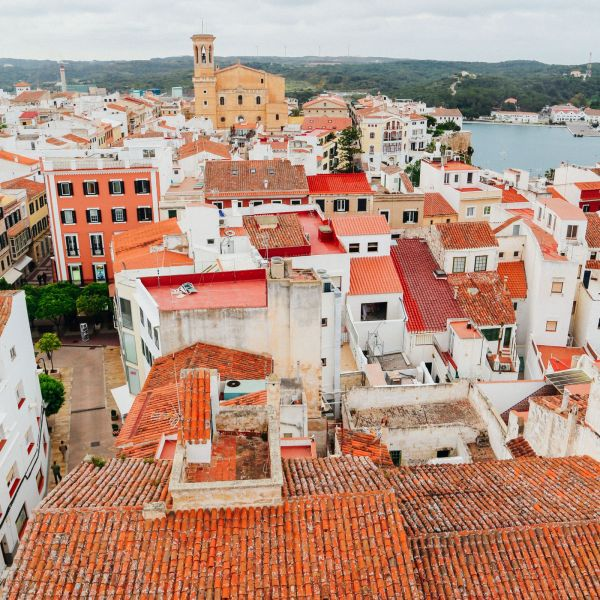 The Spanish City Of Mahon... On The Island Of Menorca, Spain (32)