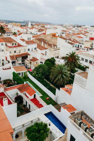 The Spanish City Of Mahon... On The Island Of Menorca, Spain (34)