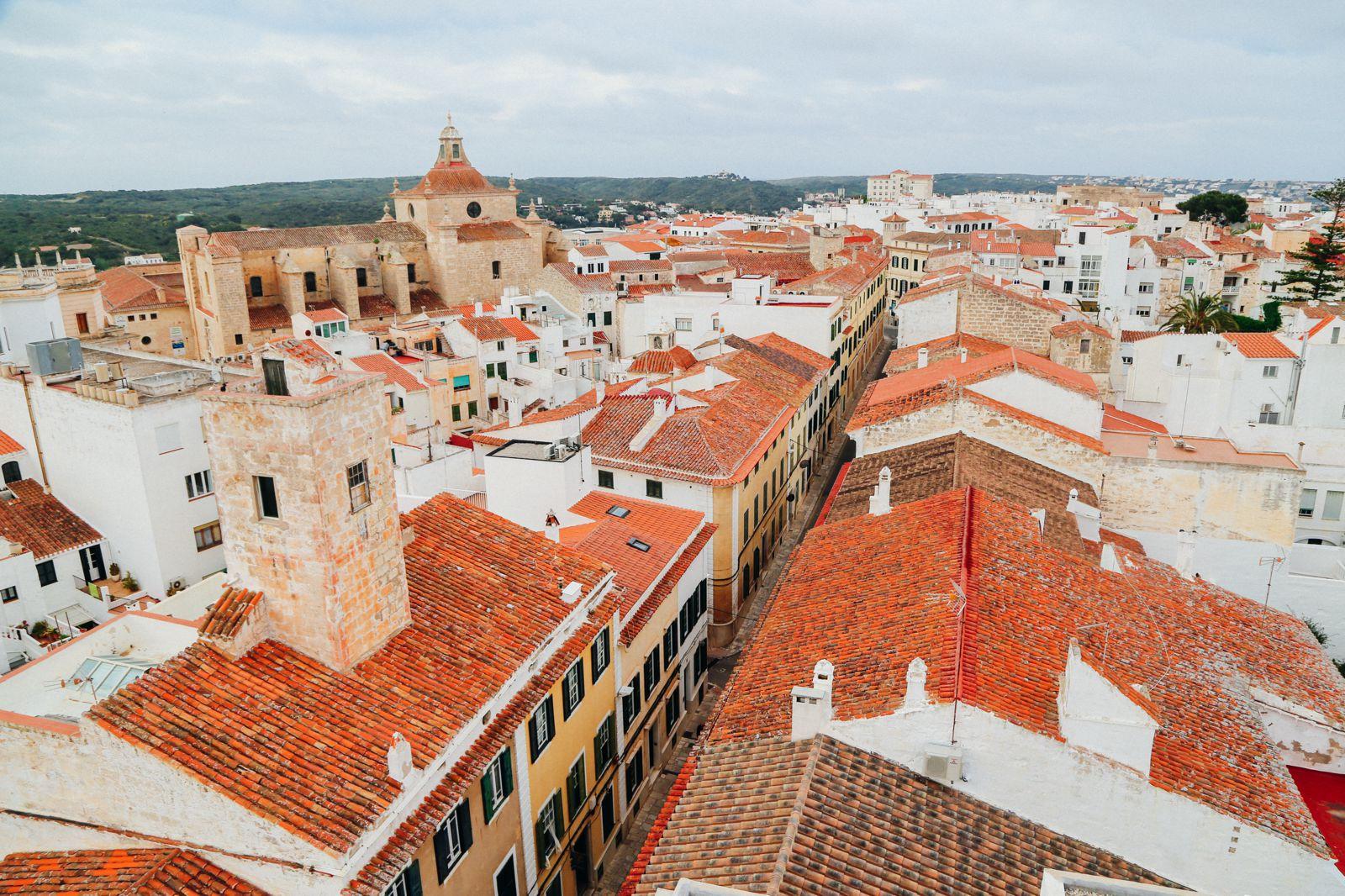The Spanish City Of Mahon... On The Island Of Menorca, Spain (35)