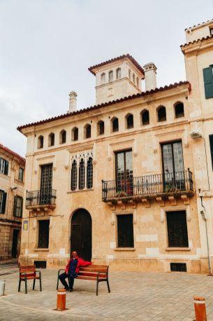 The Spanish City Of Mahon... On The Island Of Menorca, Spain (41)