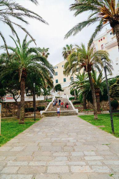 The Spanish City Of Mahon... On The Island Of Menorca, Spain (55)