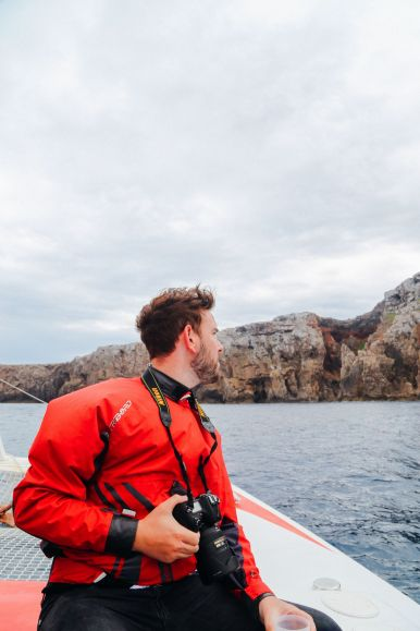 The Dramatic And Jagged Shoreline Of Menorca, Spain (14)