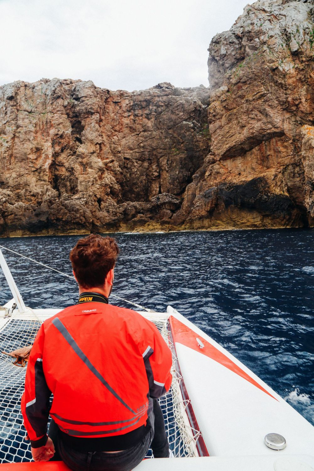 The Dramatic And Jagged Shoreline Of Menorca, Spain (17)