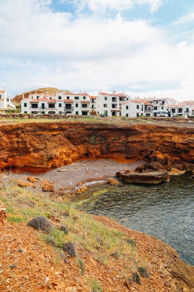 The Dramatic And Jagged Shoreline Of Menorca, Spain (41)