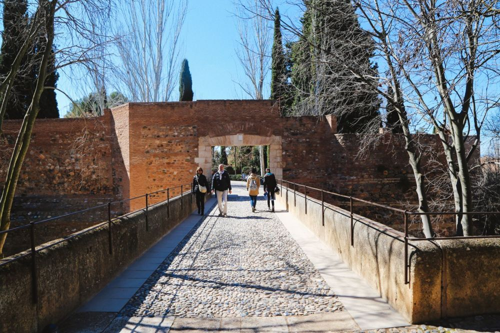 The Amazingly Intricate Alhambra Palace of Spain (6)