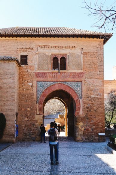The Amazingly Intricate Alhambra Palace of Spain (34)