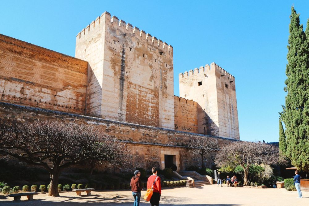 The Amazingly Intricate Alhambra Palace of Spain (37)