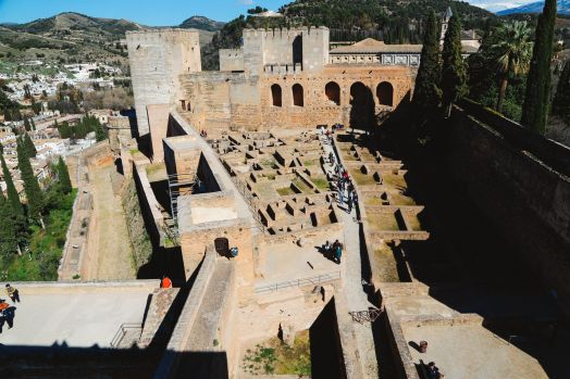 The Amazingly Intricate Alhambra Palace of Spain (53)