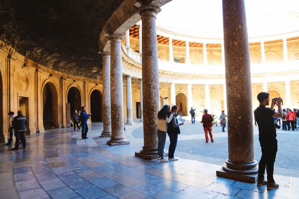 The Amazingly Intricate Alhambra Palace of Spain (64)