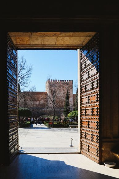 The Amazingly Intricate Alhambra Palace of Spain (70)