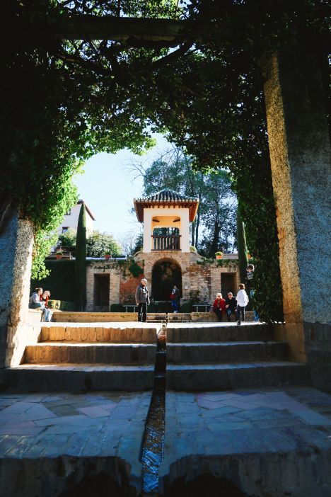 The Amazingly Intricate Alhambra Palace of Spain (77)