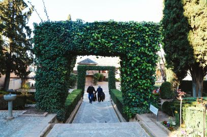 The Amazingly Intricate Alhambra Palace of Spain (78)