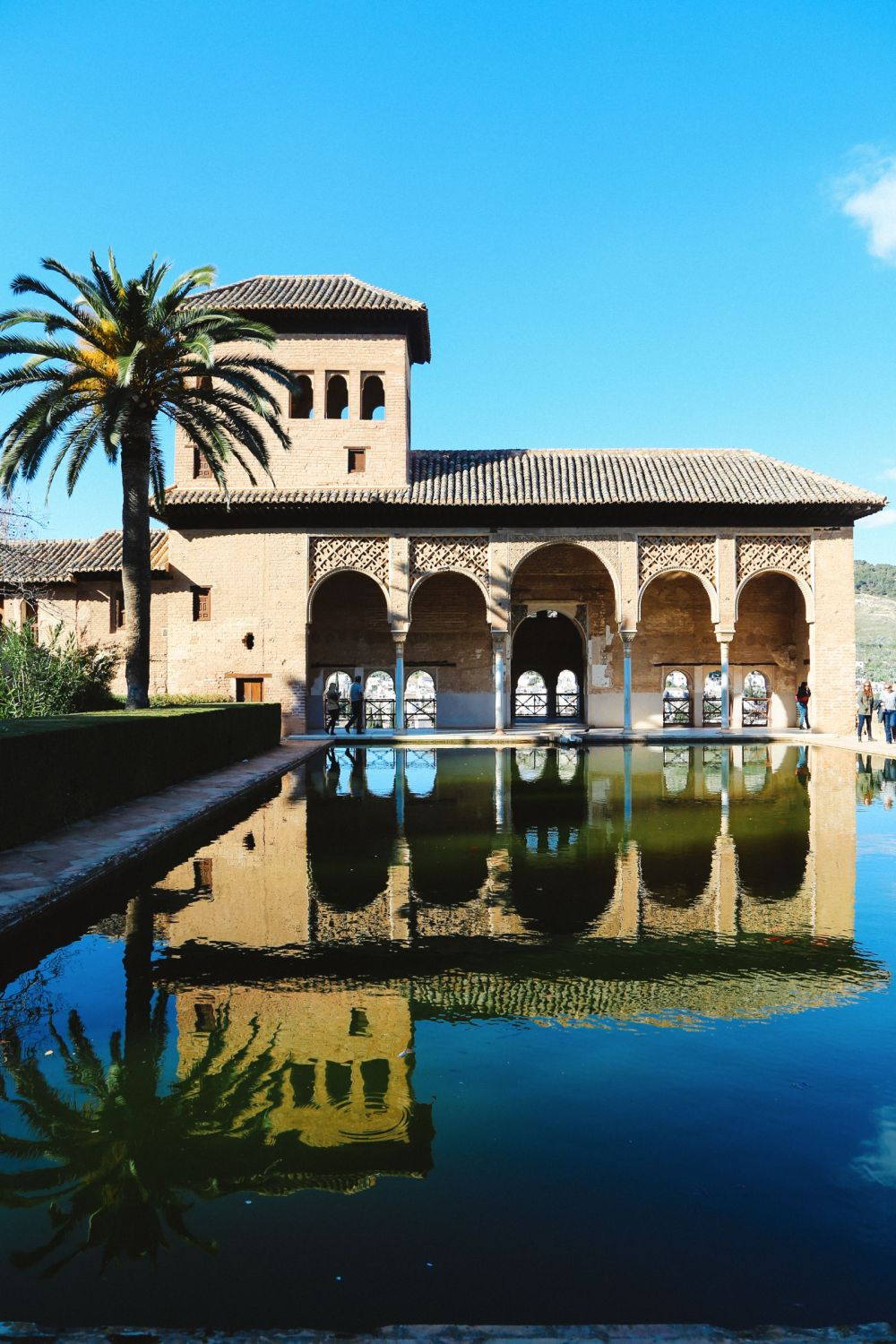 The Amazingly Intricate Alhambra Palace of Spain (80)