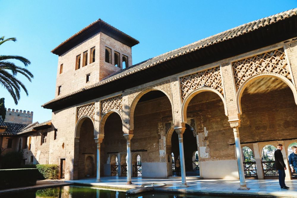 The Amazingly Intricate Alhambra Palace of Spain (81)