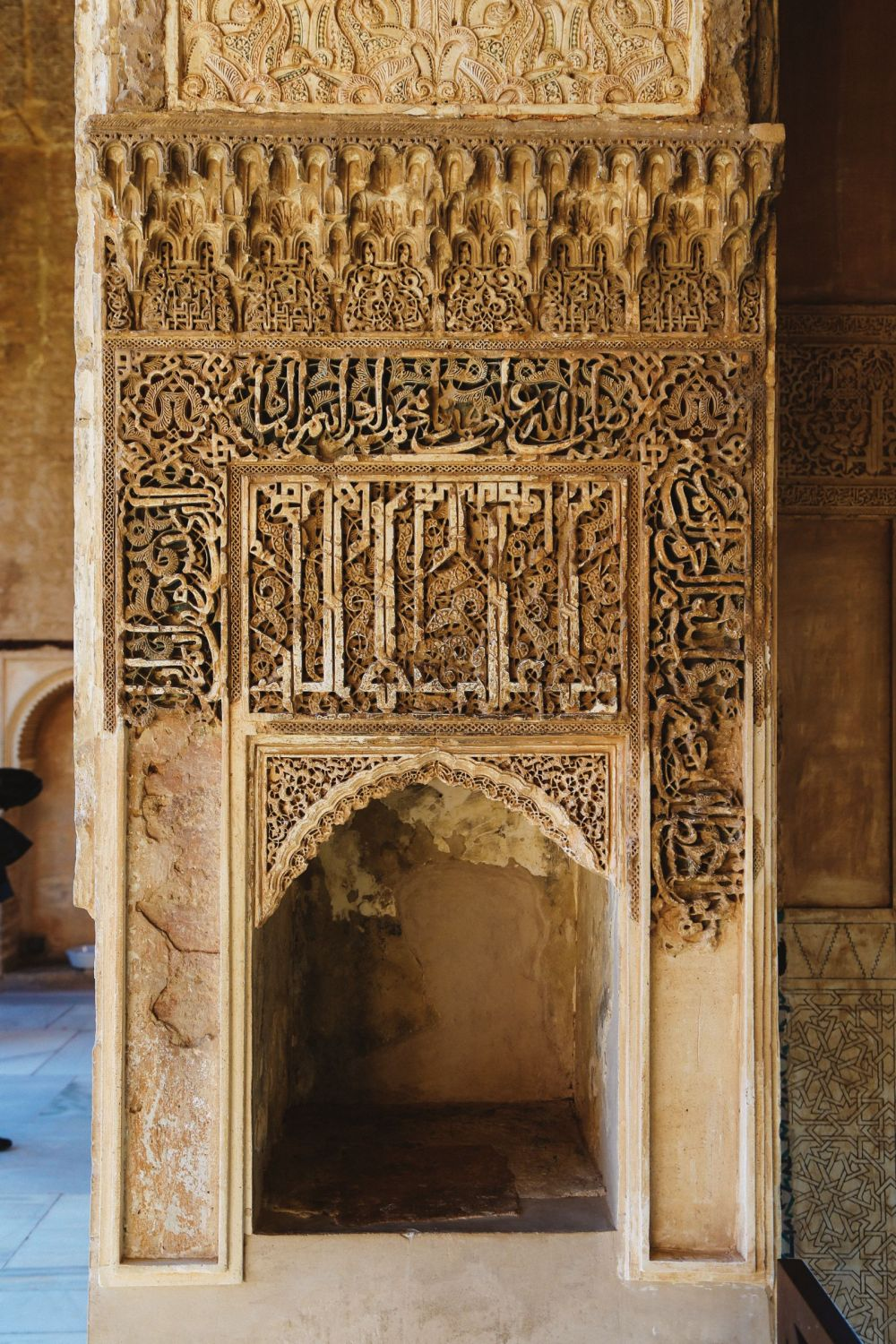 The Amazingly Intricate Alhambra Palace of Spain (85)