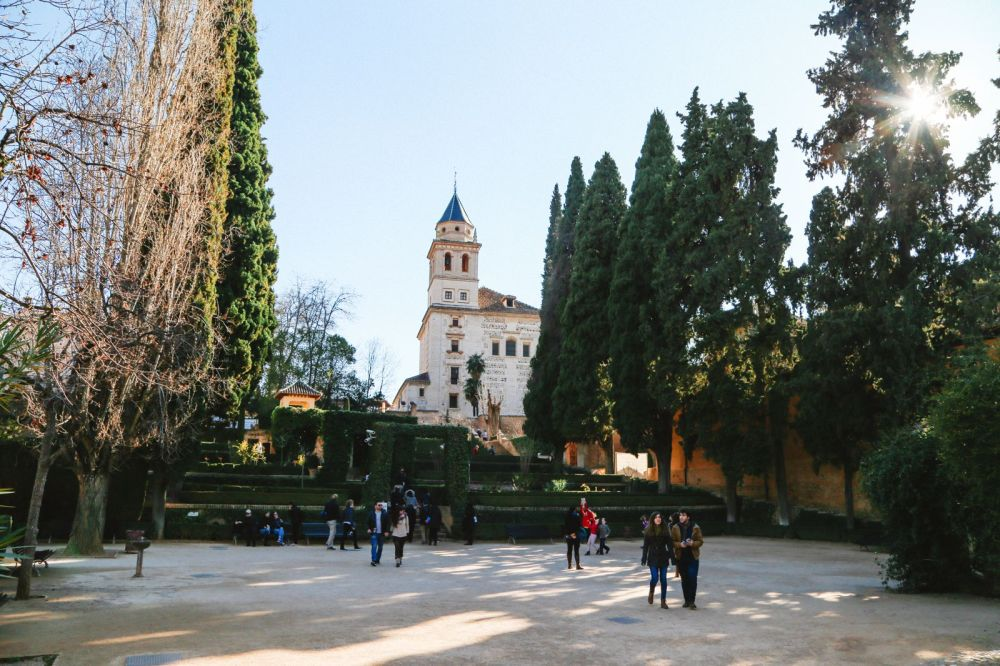 The Amazingly Intricate Alhambra Palace of Spain (91)