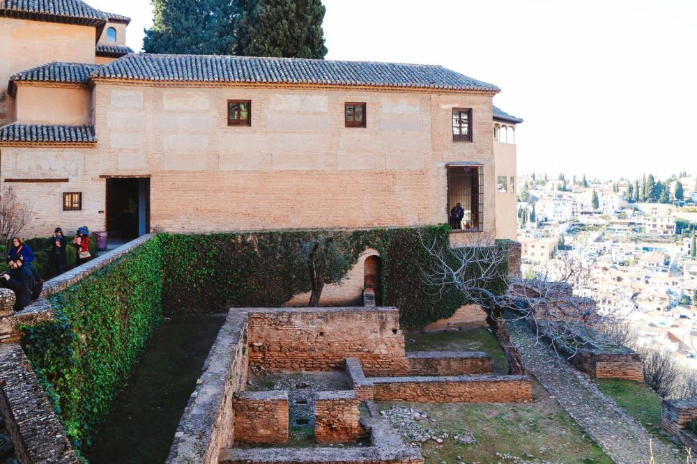 The Amazingly Intricate Alhambra Palace of Spain (93)