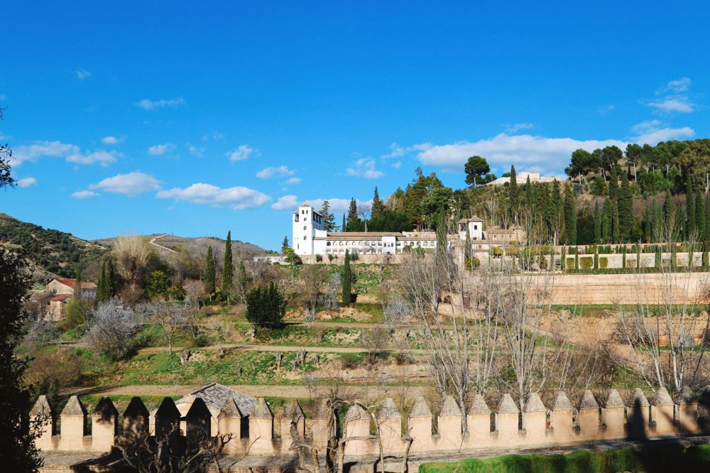 The Absolutely Beautiful Generalife Palace… In Granada, Spain (1)