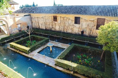 The Absolutely Beautiful Generalife Palace… In Granada, Spain (29)