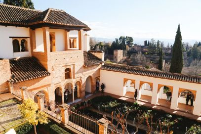 The Absolutely Beautiful Generalife Palace… In Granada, Spain (31)