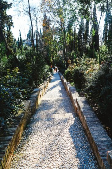 The Absolutely Beautiful Generalife Palace… In Granada, Spain (35)