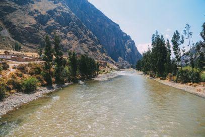 The Journey Up To Machu Picchu Village - Aguas Calientes, Peru (19)