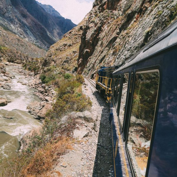 The Journey Up To Machu Picchu Village - Aguas Calientes, Peru (27)
