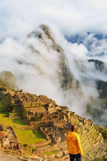 Visiting The Ancient Inca Site Of Macchu Picchu, Peru (9)