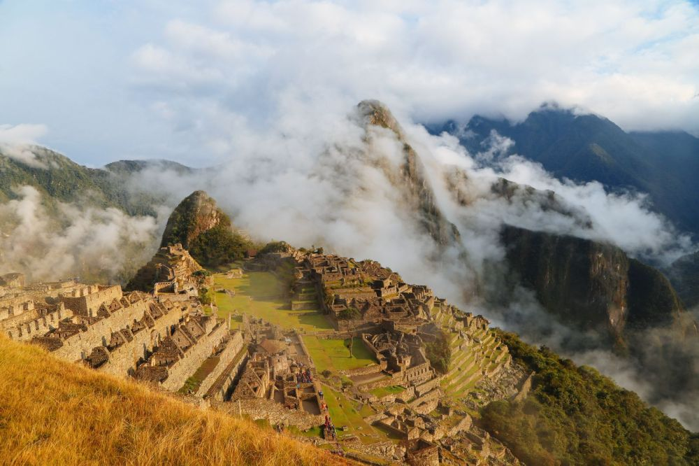 Visiting The Ancient Inca Site Of Macchu Picchu, Peru (10)