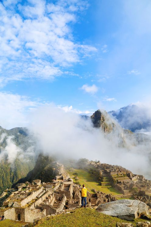 Visiting The Ancient Inca Site Of Macchu Picchu, Peru (21)