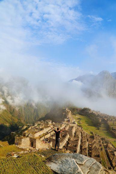 Visiting The Ancient Inca Site Of Macchu Picchu, Peru (22)