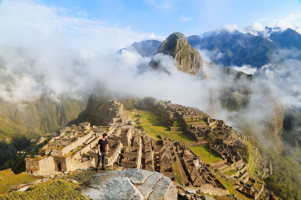 Visiting The Ancient Inca Site Of Macchu Picchu, Peru (24)