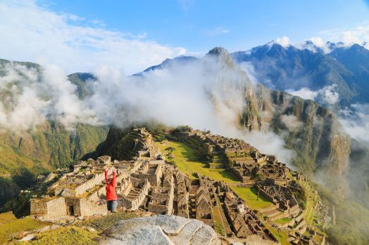 Visiting The Ancient Inca Site Of Macchu Picchu, Peru (25)