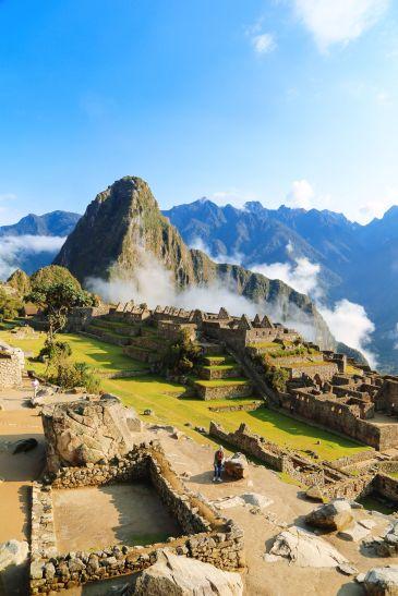 Visiting The Ancient Inca Site Of Macchu Picchu, Peru (32)