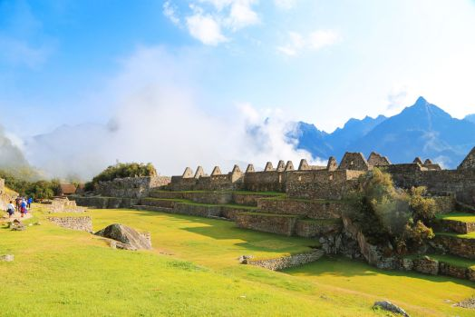 Visiting The Ancient Inca Site Of Macchu Picchu, Peru (37)