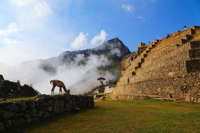 Visiting The Ancient Inca Site Of Macchu Picchu, Peru (41)