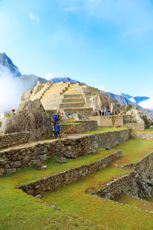 Visiting The Ancient Inca Site Of Macchu Picchu, Peru (44)