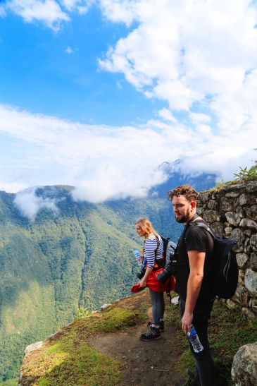This Is The Most Unique View Of Machu Picchu – At The Top Of Huayna Picchu Mountain (14)