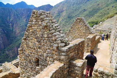 This Is The Most Unique View Of Machu Picchu – At The Top Of Huayna Picchu Mountain (41)
