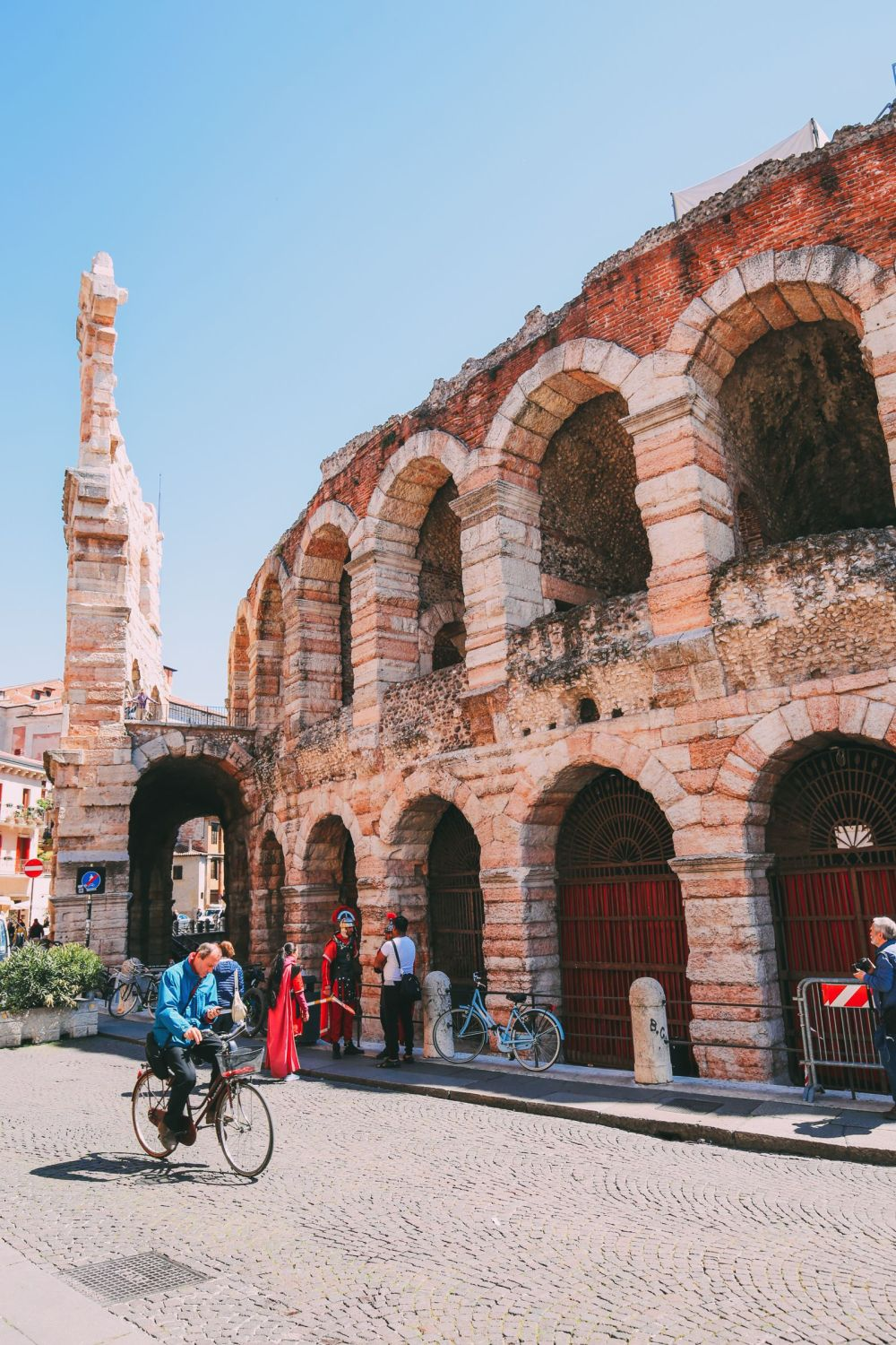 Arriving Into Fair Verona – The Italian Home Of Romeo And Juliet (10)