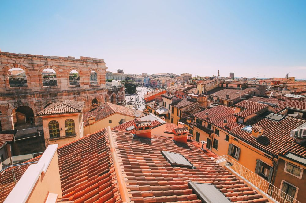 Arriving Into Fair Verona – The Italian Home Of Romeo And Juliet (34)