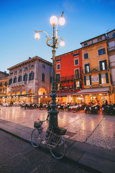 Arriving Into Fair Verona – The Italian Home Of Romeo And Juliet (40)