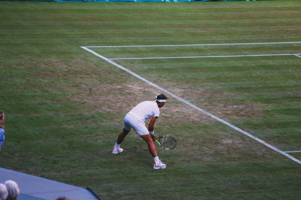 A DAY IN WIMBLEDON... || Watching Andy Murray, Rafael Nadal and Johanna Konta's Tennis Matches (36)